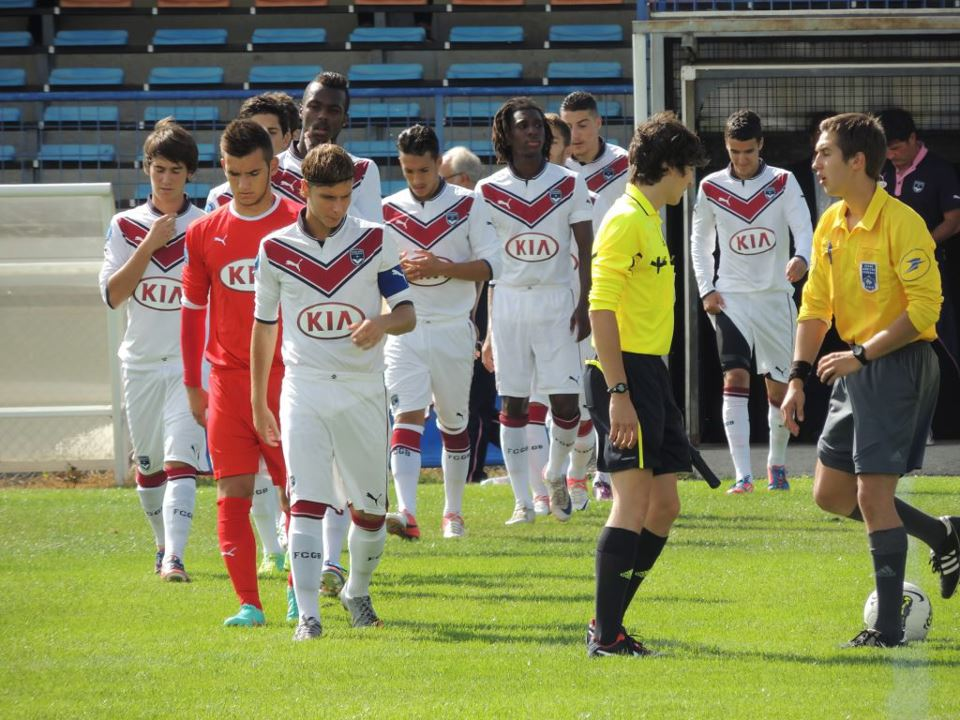 Cfa Girondins : Victoire 0-2 et qualification ! - Formation Girondins