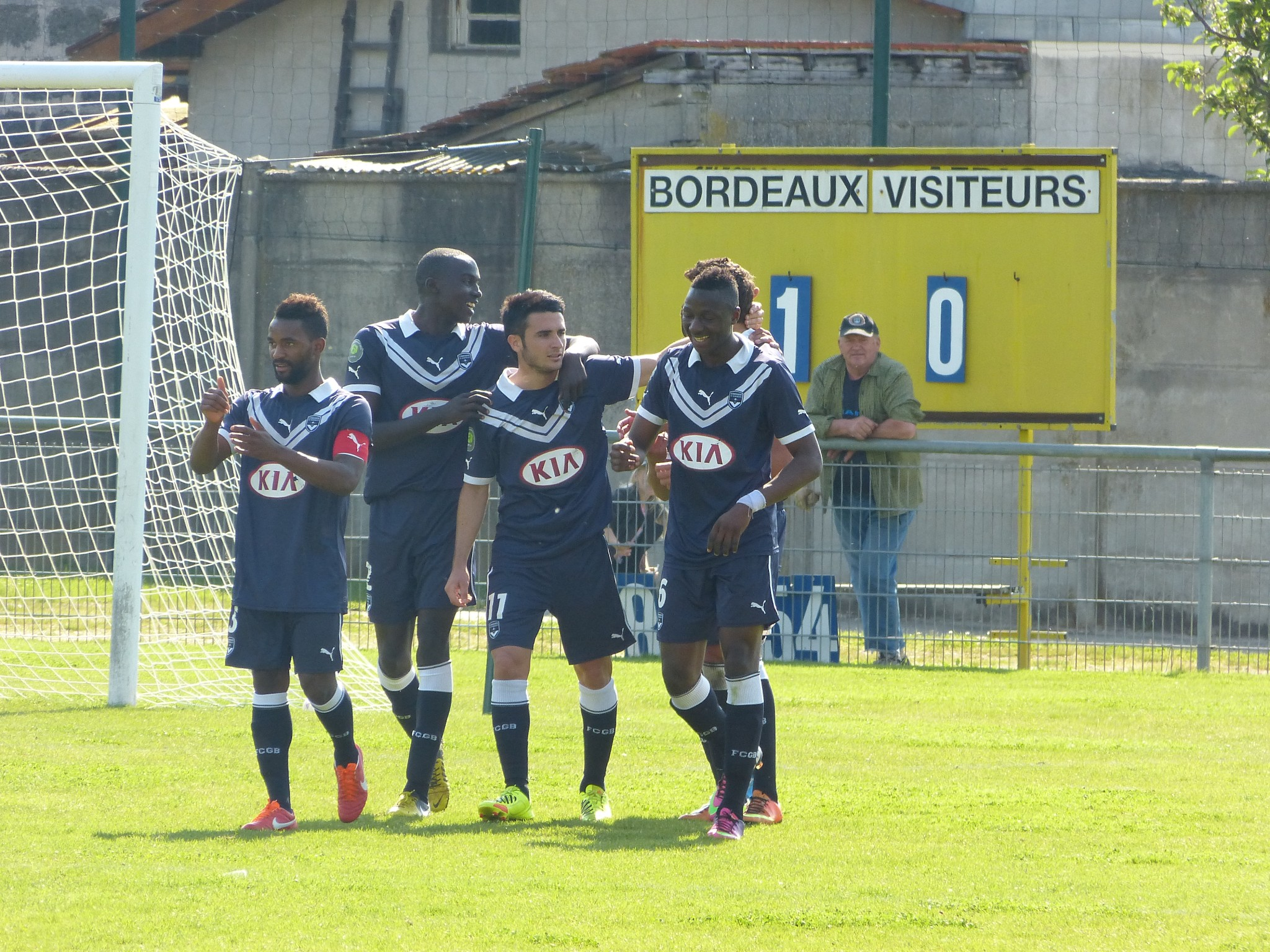 Cfa Girondins : La CFA s'impose 1-0 face aux Herbiers ! - Formation Girondins