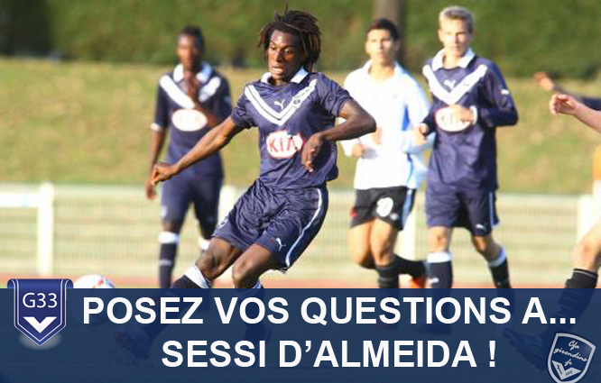 Cfa Girondins : Posez vos questions à D'Almeida ! - Formation Girondins