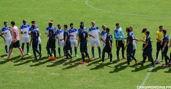 Cfa Girondins : [J3] Match nul contre le Stade Montois. (0-0) - Formation Girondins