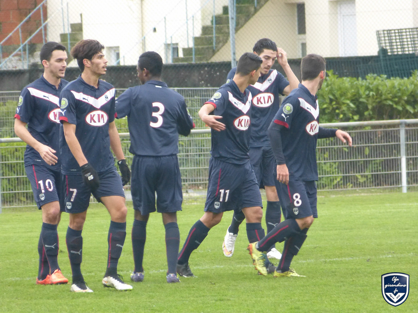 Cfa Girondins : [J15] Grosse victoire 4-2 chez le leader ! - Formation Girondins