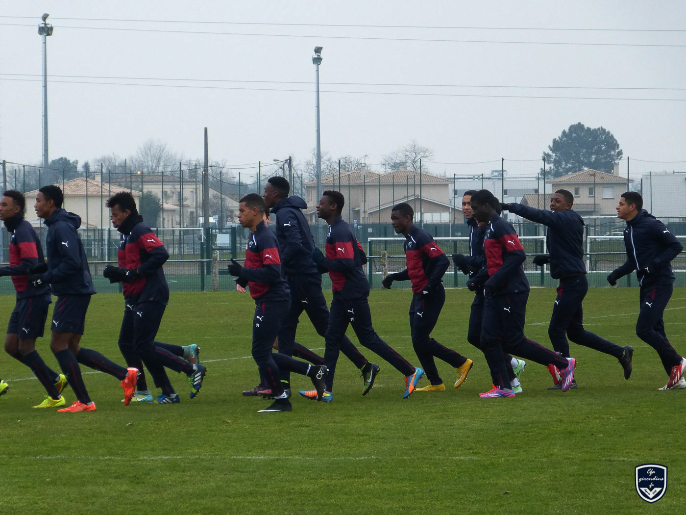 Cfa Girondins : U17 Nationaux : phases finales à venir - Formation Girondins