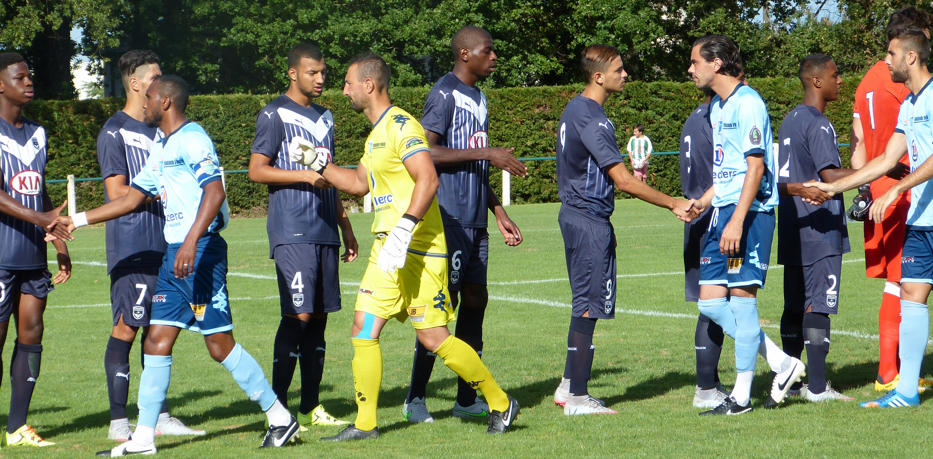 Cfa Girondins : Victoire 2-0 face à Lège-Cap-Ferret (amical) - Formation Girondins