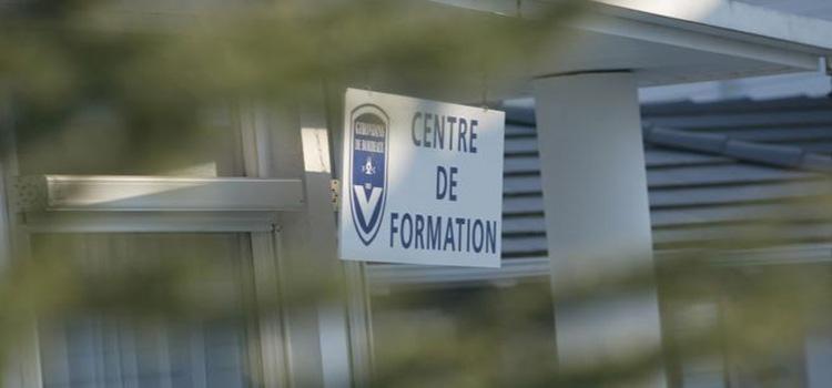 Cfa Girondins : Bordeaux, 13ème centre de formation français - Formation Girondins