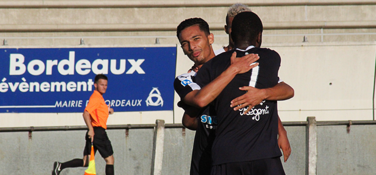Cfa Girondins : N2 : Première victoire ! - Formation Girondins