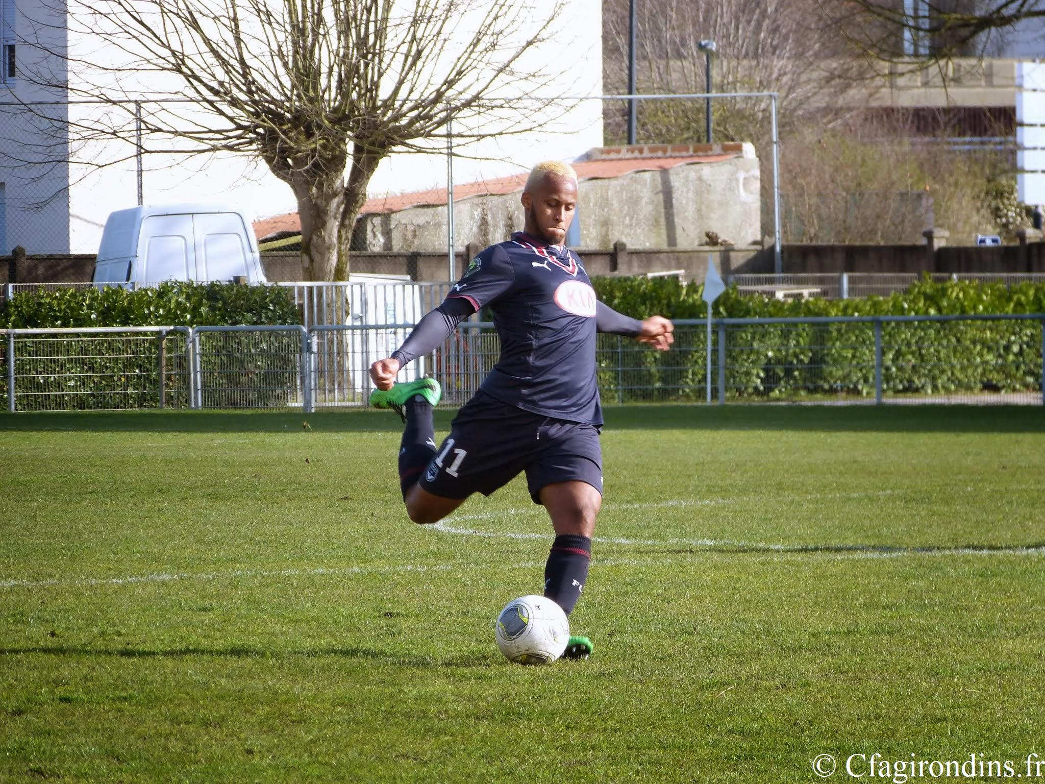 Cfa Girondins : [J19] Match nul 1-1 contre Cherbourg - Formation Girondins