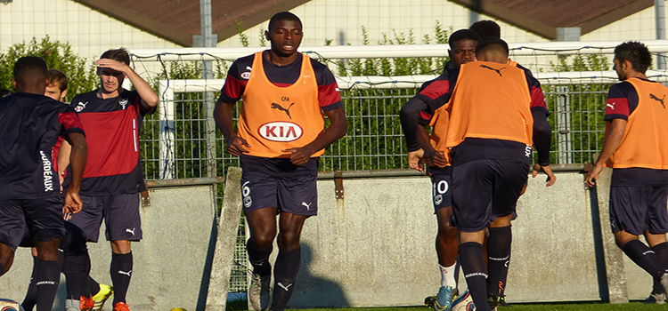 Cfa Girondins : Coupe d'Aquitaine : Courte victoire et qualification ! - Formation Girondins