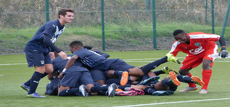 Cfa Girondins : Gambardella : Une qualification dans le dur - Formation Girondins