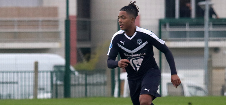 Cfa Girondins : Marly Rampont - « On a hâte d'y être ! » - Formation Girondins